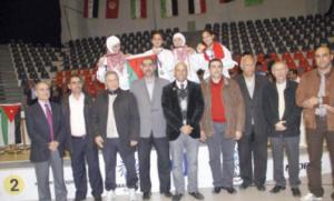 الأردن يستضيف اجتماع المكتب التنفيذي للاتحاد العربي للمبارزة