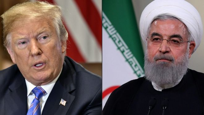 الرئيس الإيراني: مستعد للتضحية ولقاء ترامب إذا ألغى العقوبات
