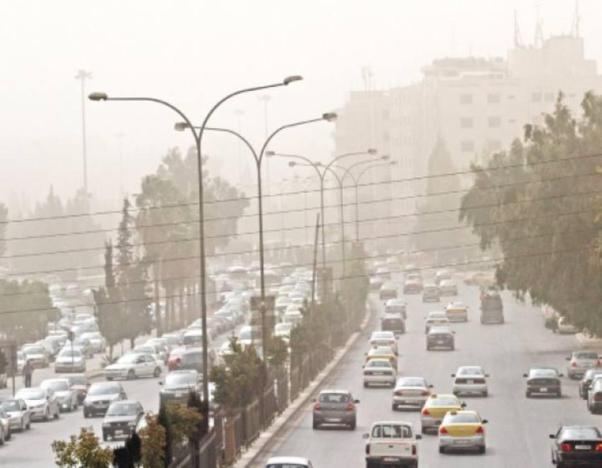 منخفض جوي خماسيني الثلاثاء يجلب الطقس الحار والجاف