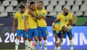 بالفيديو  ..  البرازيل تحقق فوز قاتل وثمين على كولومبيا في كوبا أمريكا