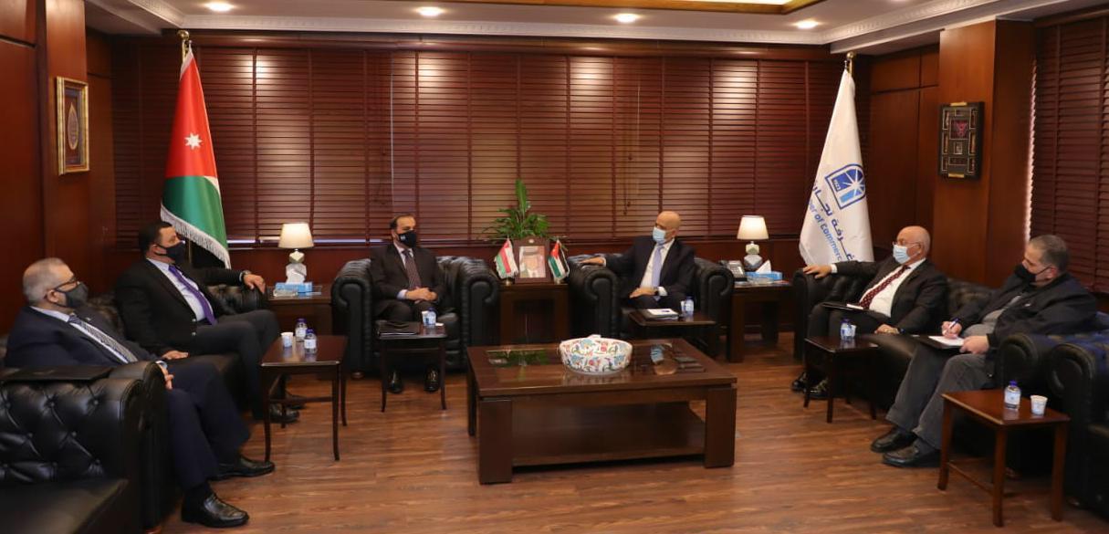 تجارة عمان: 2021 سيكون عاما لاقتصاد الاردن وسلطنة عُمان
