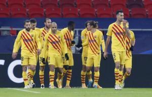 برشلونة على بعد خطوة من معادلة رقم غاب 18 عامًا