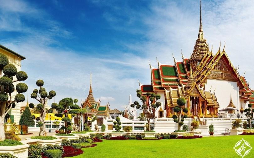 بالصور .. السياحة في بانكوك