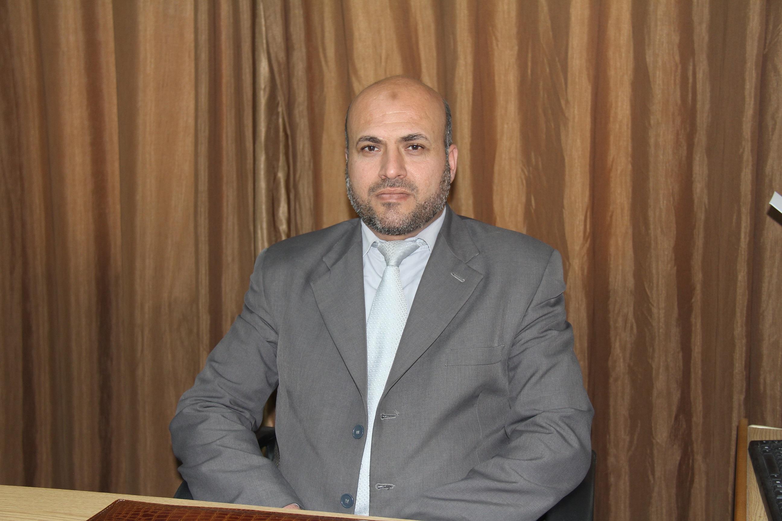 الدكتور عدنان الربابعة مبارك الترقية
