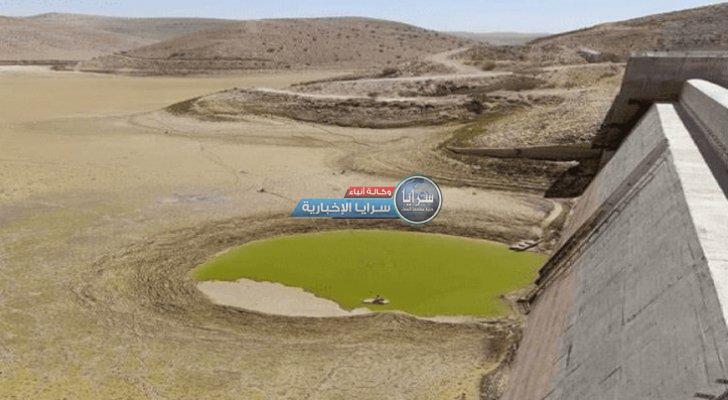 بعد جفاف سد الوالة ..  مزارعون يناشدون لإنقاذ محاصيلهم