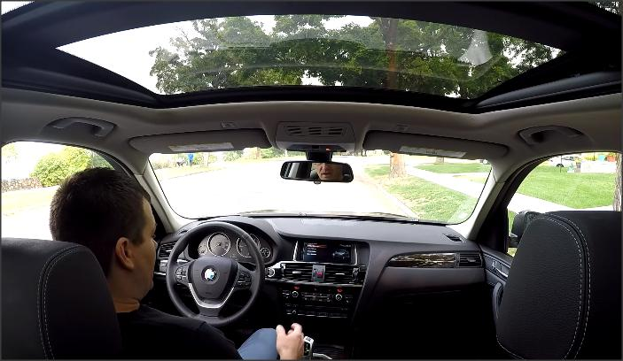 بالفيديو .. كيف يجب قيادة سيارة أوتوماتيكية