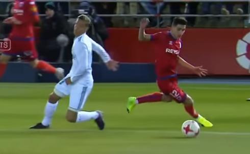 بالفيديو  ..   ملخص مباراه ريال مدريد ونومانسيا 3-0 غياب رونالدو وتألق جاريث بيل