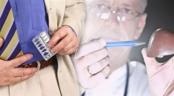 الإفراط في تناول الباراسيتامول يسبب فشل الكبد