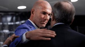صحيفة: زيدان يرحل عن ريال مدريد نهاية الموسم