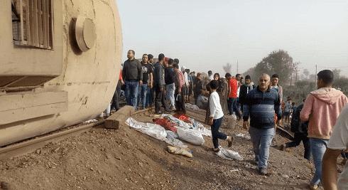 الأردن يعزي بضحايا حادثة القليوبية