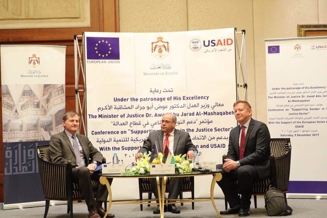المشاقبة: الأردن الاول اقليميا بتطوير استراتيجية حقوق الإنسان والمرأة