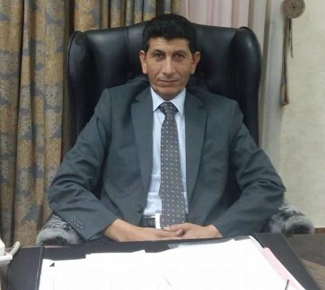 """الرجل الشهم """"منصور العبادي"""" دينمو وزارة الصحة"""