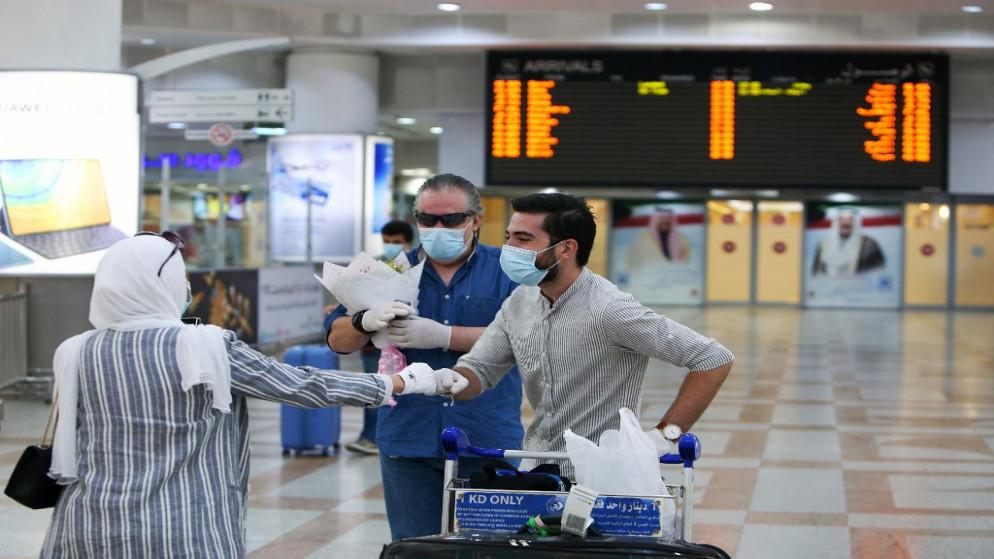 """الكويت تحظر رحلات جوية إلى عدة دول بسبب """"كورونا""""  ..  تعرفوا عليها"""