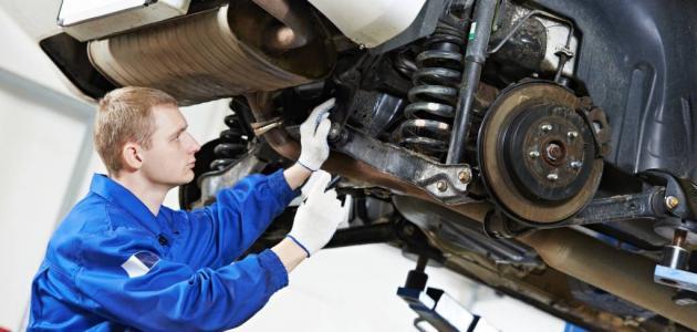 كيف أتعلم ميكانيك السيارات؟