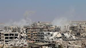 تعرف على مدينة حلب ..  واسباب ابادتها؟