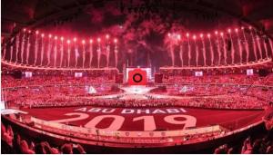 """بالصور  ..  ختام رائع لمنافسات الأولمبياد الخاص """"أبوظبي 2019"""""""