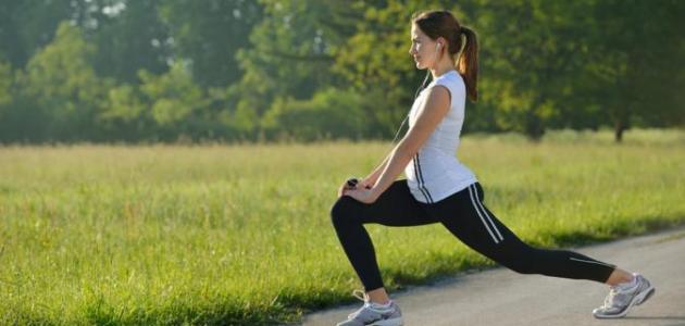 بالفيديو  ..  تمارين رياضية تعطي جسمك نشاطا وحيوية