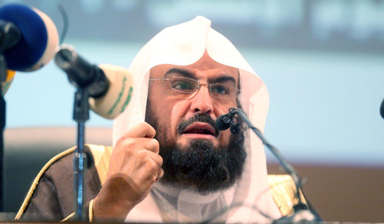 بالفيديو  ..  ماذا قال الشيخ السديس بمناسبة العشر الأواخر من رمضان؟