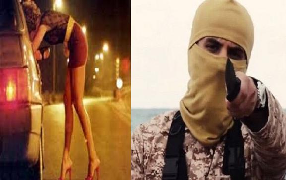 اربد : بائعات هوى عملن على تجنيد مقاتلين للإلتحاق بتنظيم داعش الإرهابي  ..  تفاصيل