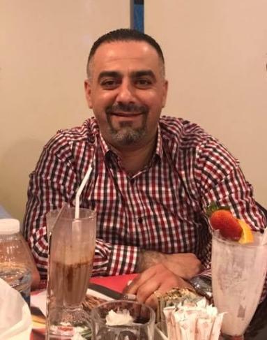 """حسام العمري ..  مبارك المولود الجديد """"تاج"""""""
