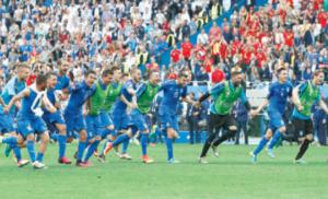 ربع نهائي كأس أوروبا يعد بتشويق أكبر