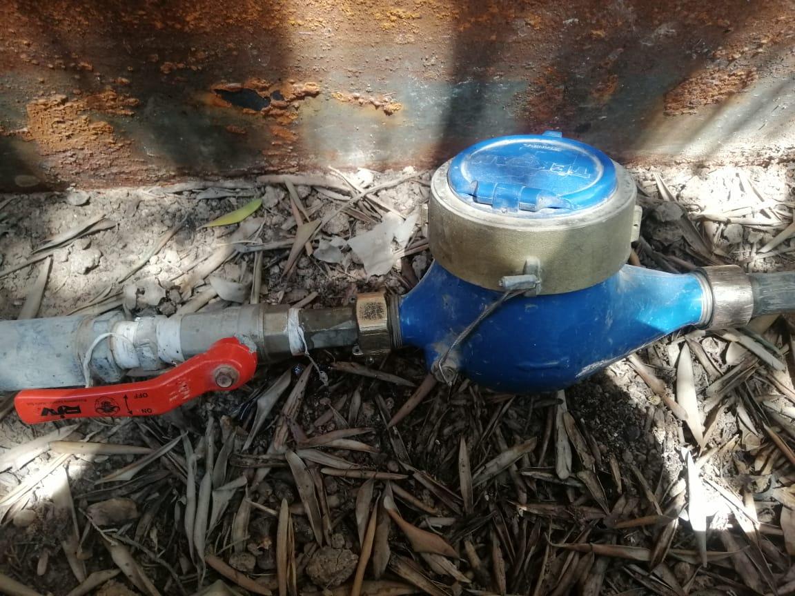 مياهنا تضبط اعتداءين على مياه الشرب جنوب عمان