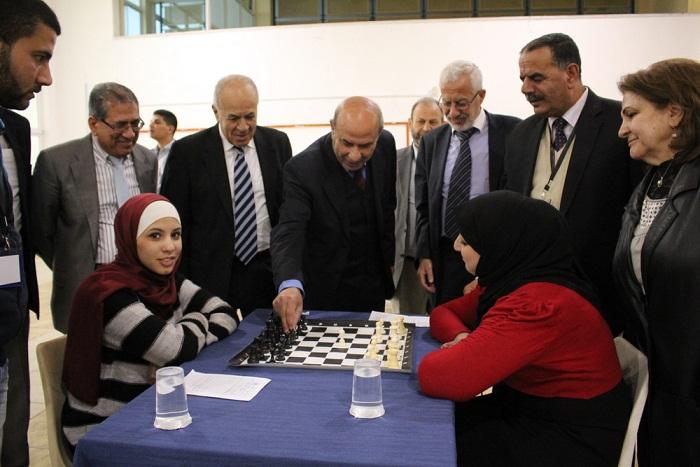 فيلادلفيا تحتضن بطولة الشطرنج الجامعية