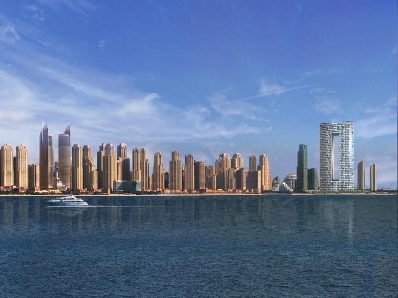 دبي تتفرد عالمياً بإنجاز 12 ناطحة سحاب خلال عام الجائحة