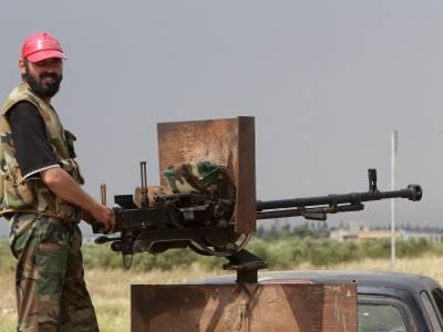 التيار السلفي في الأردن: مقاتلون بحرانيون وباكستانيون انضموا إلى أنصار حزب الله في سورية