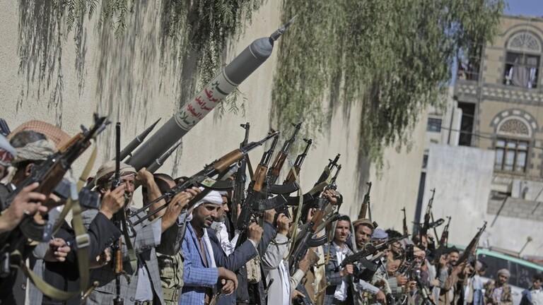 التحالف العربي يعلن تدمير طائرة مسيرة حوثية ثانية
