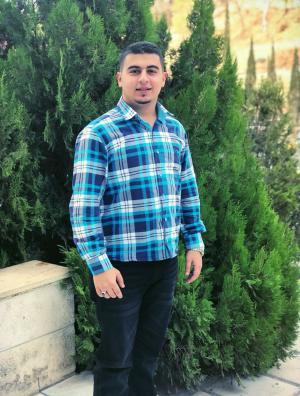 احمد جرادات عيد ميلاد سعيد