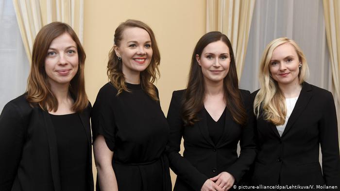 فنلندا ..  حكومة جديدة تقودها خمس وجوه نسائية شابة