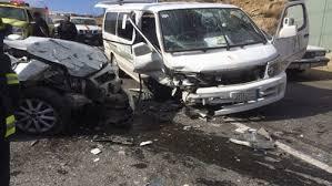 إصابة 5 أشخاص بحادث تصادم في الكرك