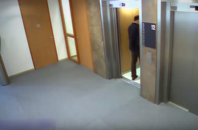 اضحك حتى الموت على أقوى المقالب في المصعد
