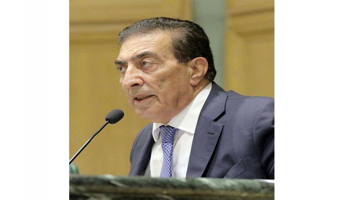 الطراونة يتسلم رسالة من رئيس الاتحاد البرلماني الدولي