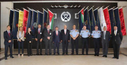 الحمود : مديرية الأمن العام تسعى لمحاربة الفكر المتطرف والظلامي