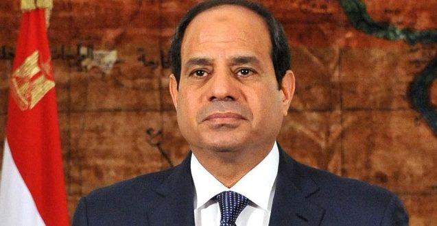 السيسي: سنضرب بيد من حديد المجموعات الإرهابية داخل مصر وخارجها