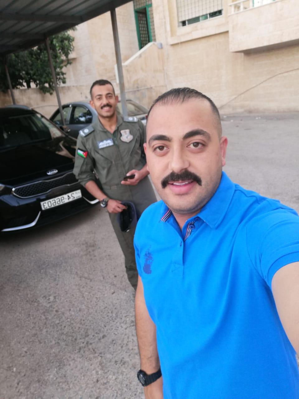 الطيار عبدالرحمن المدادحه الف مبروك