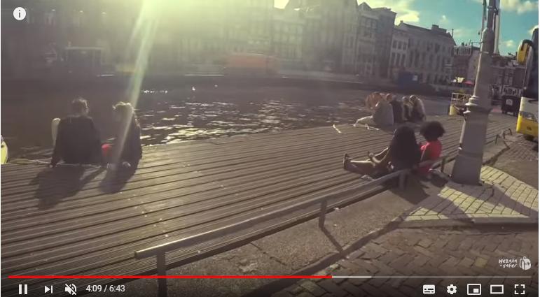 بالفيديو .. أماكن سياحية عليك التوجه اليها خلال رحلتك الى هولندا