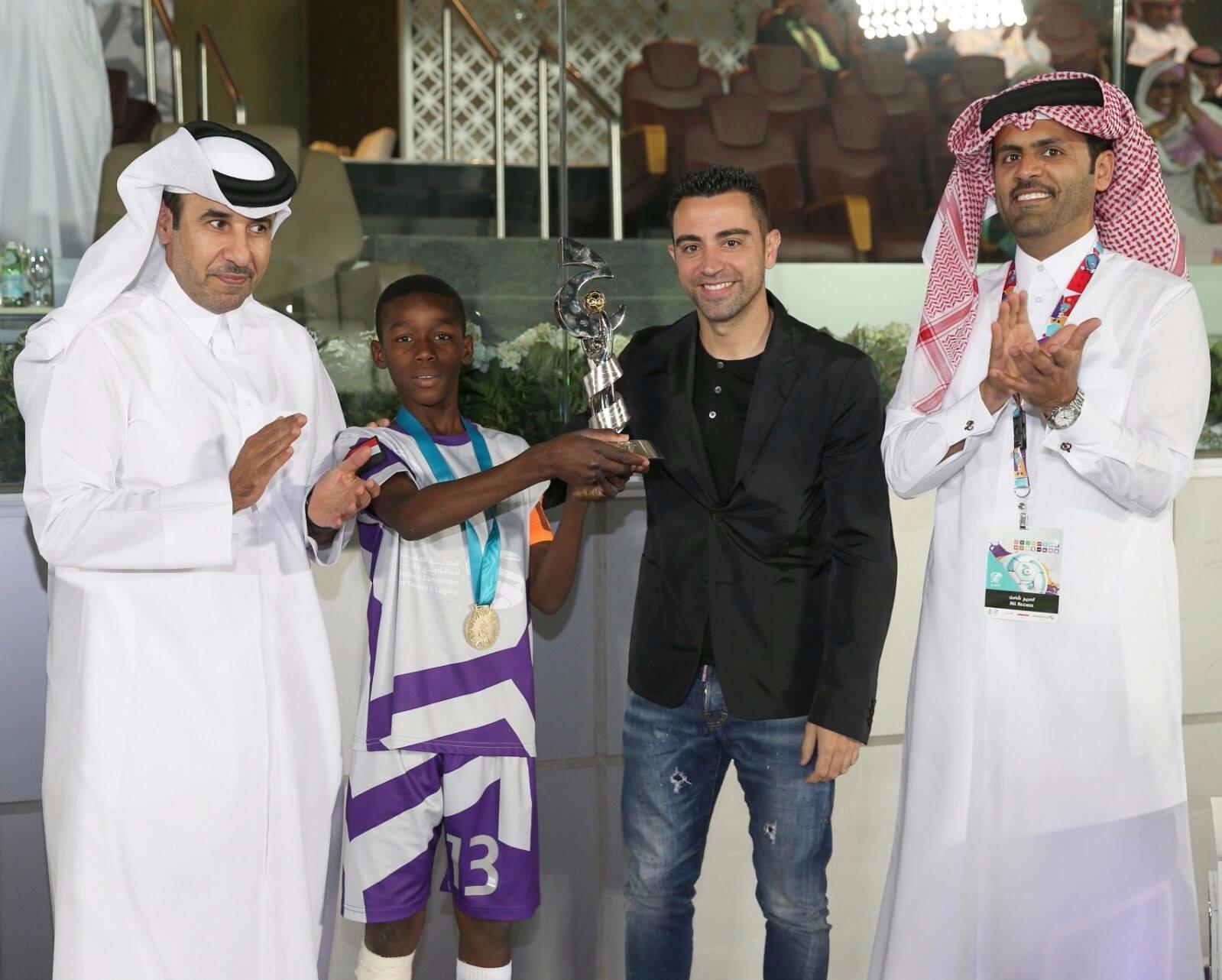 ممثل السودان يتوج بطلا للنسخة الثانية من بطولة كأس ج