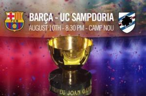 برشلونة يكشف عن هوية منافسه في كأس خوان غامبر