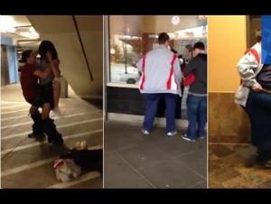 بالفيديو.. خبأ صديقه في ملابسه لدخول السينما بتذكرة واحدة!