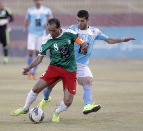 الفيصلي يتغلب على الوحدات  في مواجهة دوري المناصير بنتيجة 2 - 1