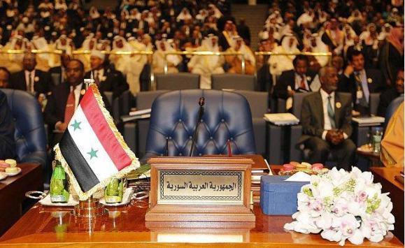 الجامعة العربية: عودة سوريا حتمية