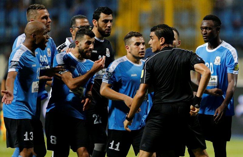 حرمان لاعبي الفيصلي الموقوفين الذين استجوبهم الاتحاد العربي من المشاركة في تشكيلة المنتخب الوطني