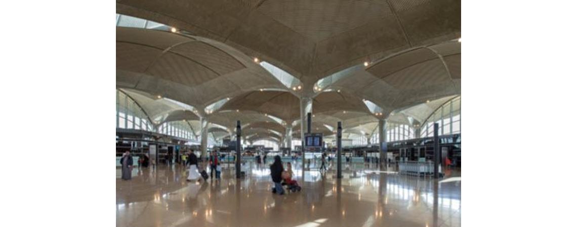 مسرب خاص للمستثمرين ورجال الأعمال في مطار الملكة علياء الدولي