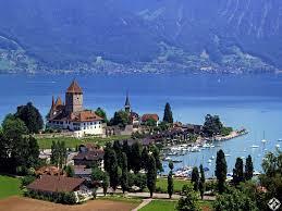 بالصور ..  أهم الأماكن السياحية في إنترلاكن - سويسرا