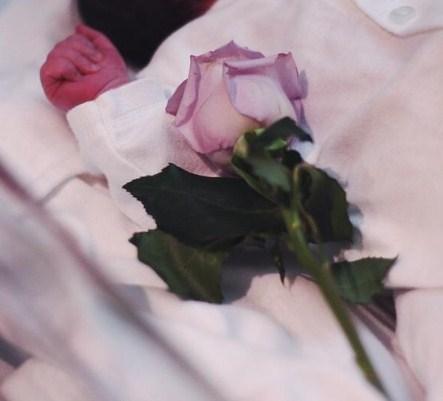 مبارك قدوم المولودة الجديدة لحذيفة عبيدات
