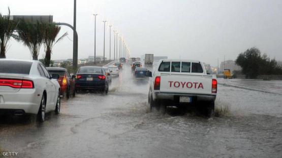 السعودية تشهد أكبر تتابع للموجات الباردة منذ 28 عاما