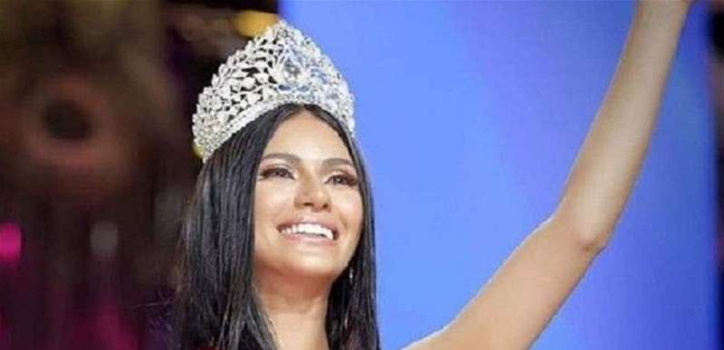 ملكة جمال أجنبية تنوي السفر إلى فلسطين للبحث عن والدها الذي لا تعرفه!